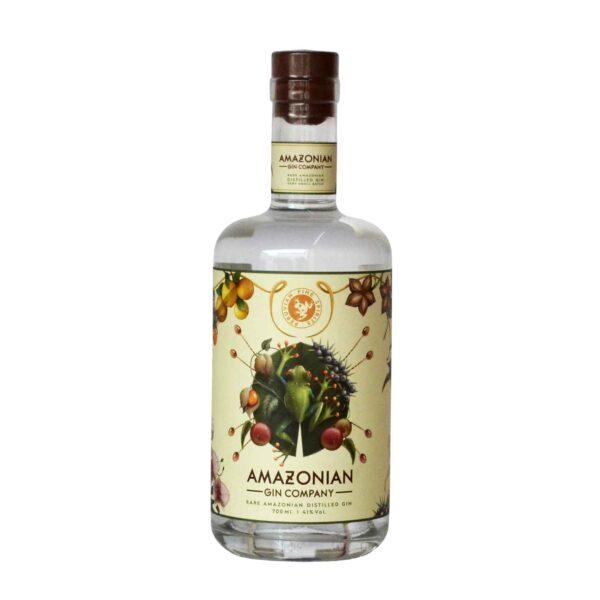 Amazonian Gin aus Südamerika Peru