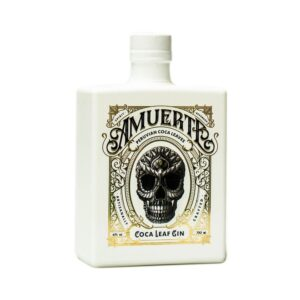 Amuerte coco leaf gin white edition