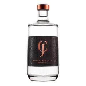 JC Swiss Dry Gin aus dem Tessin