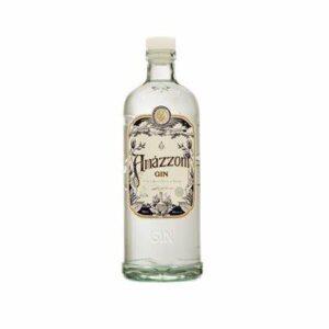 Der Amazzoni Gin kommt aus Südamerika Brasilien