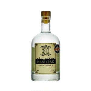 Basilisk Dry Gin aus Basel (CH)