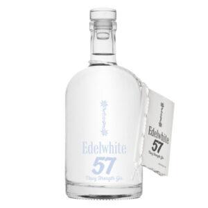 Edelwhite Navy Strength Gin aus der Schweiz