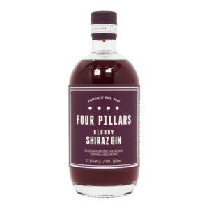 Four Pillars Bloody Shiraz Gin aus Australien
