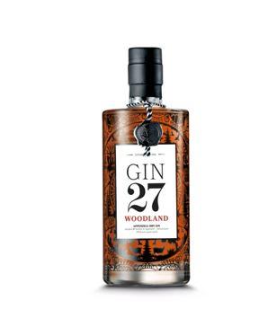 Gin 27 Woodland Appenzell Dry aus der Schweiz