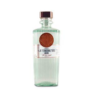 Le Tribute Gin aus Spanien wird in der Familien Destillerie MG hergestellt.