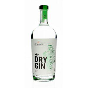 Macardo Sir Dry Gin aus dem Thurgau und zu 100% in der Schweiz produziert