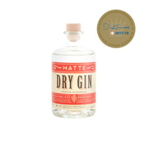 Matte Dry Gin aus Bern