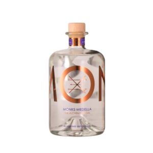 Monks Medella Blueberry infused Gin
