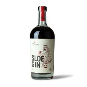 Sloe Gin aus dem Kanton Thurgau