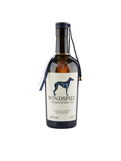 Windspiel Premium Dry Gin aus Deutschland