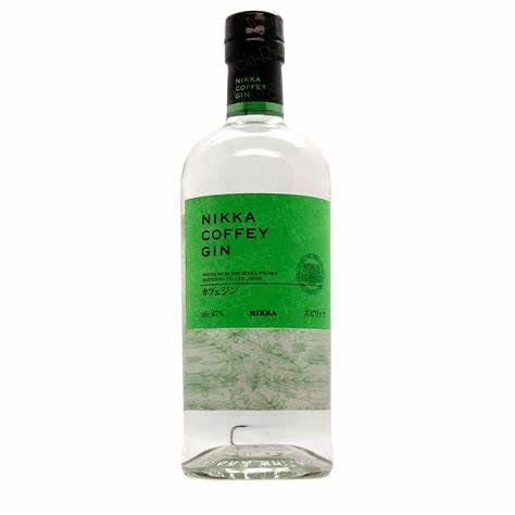 Nikka Coffey Gin aus Japan