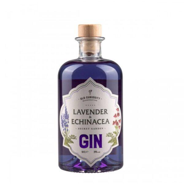 Secret Garden Lavender & Echinacea Gin aus Schottland